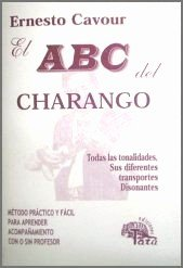 Charango Learning Method Booklet - Ernesto Cavour