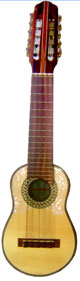 G. Cerrudo Professional Charango - Tago Wood with Nacre
