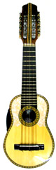 Professional Electroacoustic Charango - Nagna Wood