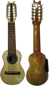 Acoustic-Electric Professional Charango - SARTA Carving