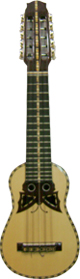 Concert Charango Butterfly Exclusive Soundhole