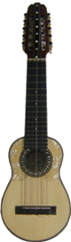 Acoustic - Electric Concert Charango - BBAND System