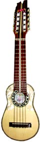 Professional Charango - Naranjillo Wood - Decorated Soundhole