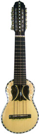 Professional Charango (Nacre Inlays) - Butterfly Soundhole