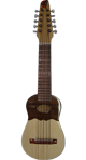 Professional Charango Naranjillo Wood - Carved