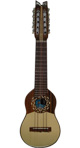 Acoustic-Electric Concert Charango - B-BAND System