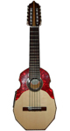 """Orosco"" Professional Acoustic-Electric Ronroco - Naranjillo Wood"