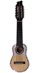 Professionnal Charango with Nacre Inlays and Ebony Fingerboard
