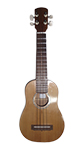 Soprano Ukulele in Cedar Wood