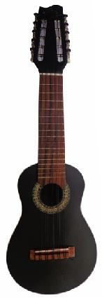 Black Semi-Profesional Charango  - Color Collection