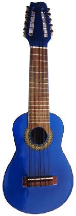 Blue Semi-Profesional Charango  - Color Collection