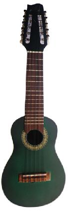 Green Semi-Profesional Charango  - Color Collection