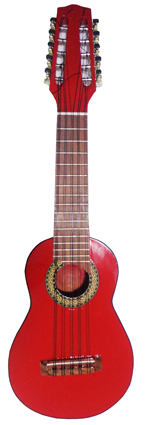 Red Semi-Profesional Charango  - Color Collection