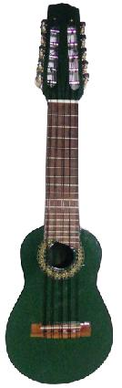 Green Nacar Semi-Profesional Charango  - Color Collection