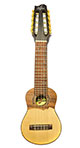 Professional Charango with Rosette Made with Exotic Woods