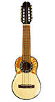"""Professional Electroacoustic Charango ""Golden"""""