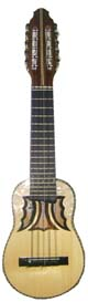 Professional Charango - Butterfly Soundhole - Naranjillo Wood