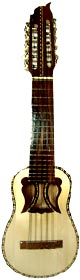 Professional Charango - Tarco Wood - Butterfly Soundhole